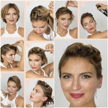 Women Short Hairstyle Tutorials poster