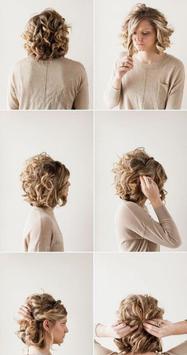 Women Short Hairstyle Tutorials screenshot 1