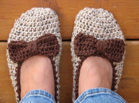 women slippers crochet screenshot 1