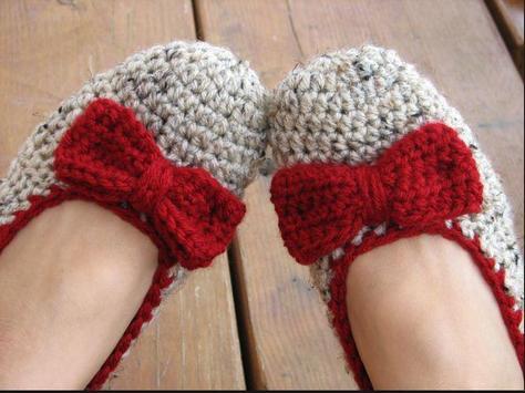 women slippers crochet screenshot 5