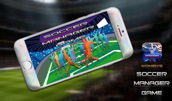Women's Soccer Game screenshot 2