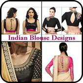 Indian Blouse Designs Latest Fashion icon
