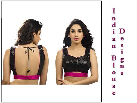 Indian Blouse Designs Latest Fashion screenshot 1