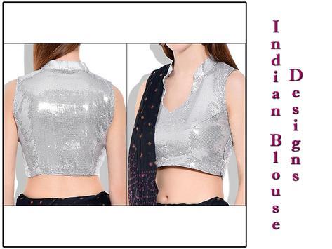 Indian Blouse Designs Latest Fashion screenshot 2