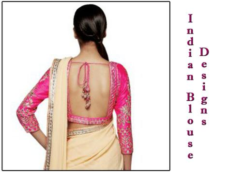 Indian Blouse Designs Latest Fashion screenshot 4