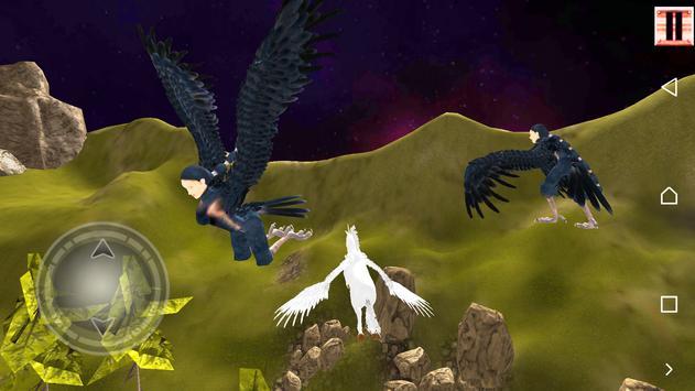Unicorn Simulator-Flying Horse:Wonder Islands 3D screenshot 22