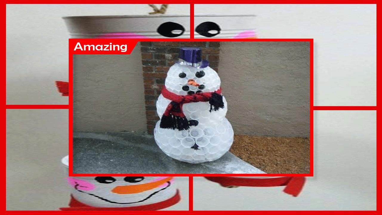 Amazing Diy Snowman Crafts For Android Apk Download