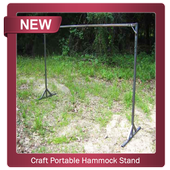 Craft Portable Hammock Stand icon