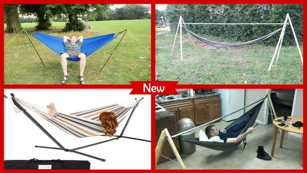 Craft Portable Hammock Stand poster