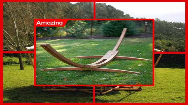 Craft Portable Hammock Stand screenshot 4