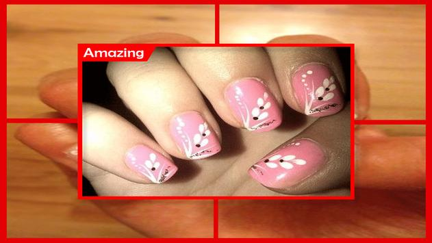 Nail Art Designs Step By Step Flowers Hession Hairdressing
