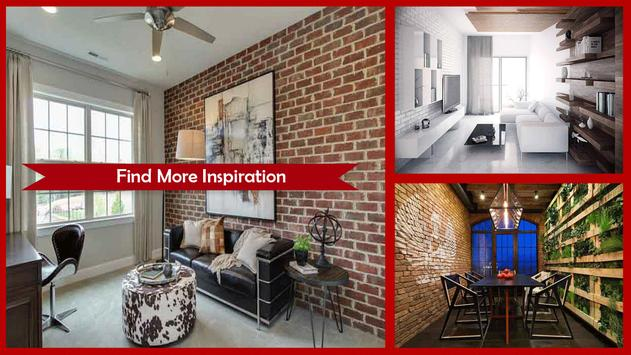 1000+ Interior Brick Wall Tiles screenshot 1