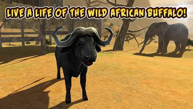 Buffalo Sim: Bull Wild Life poster