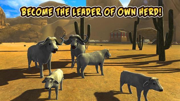 Buffalo Sim: Bull Wild Life apk screenshot