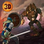 Golem Survival Simulator 3D icon