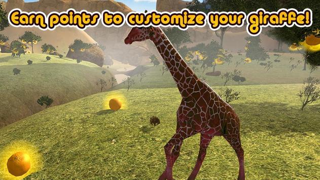 Wild Giraffe Simulator 3D screenshot 7