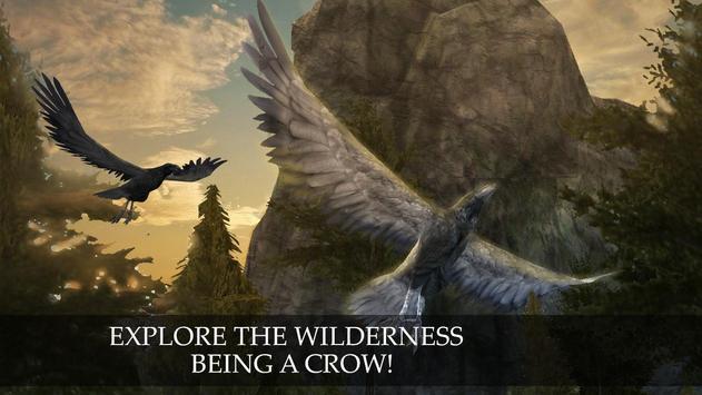 Wild Life: Flying Crow Sim poster