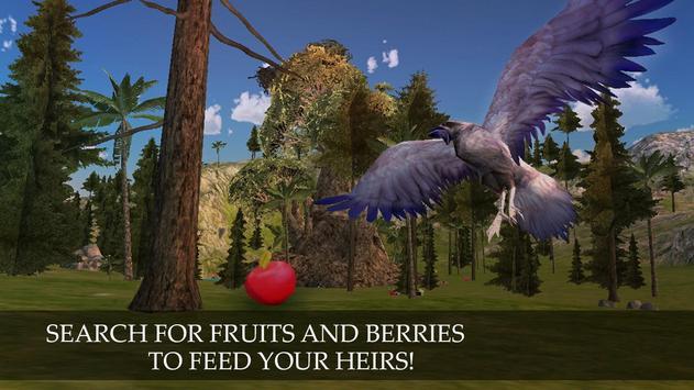 Wild Life: Flying Crow Sim apk screenshot