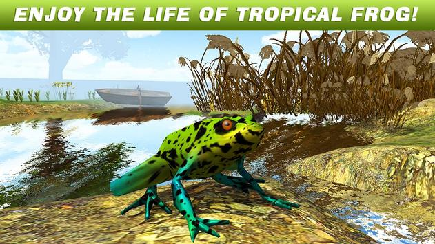 Frog Survival Simulator 3D screenshot 4