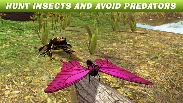 Frog Survival Simulator 3D apk screenshot