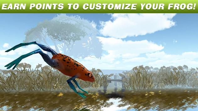 Frog Survival Simulator 3D screenshot 1