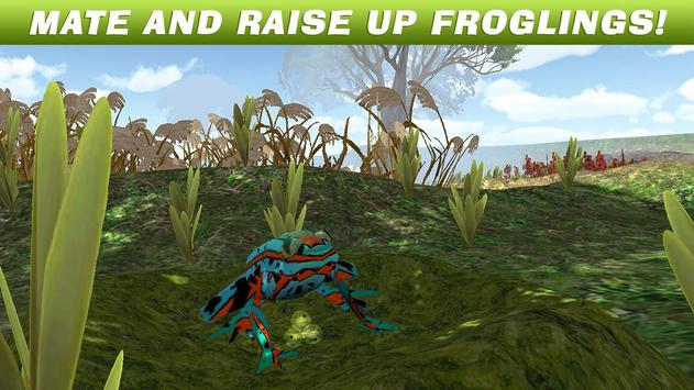 Frog Survival Simulator 3D screenshot 3