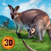 Kangaroo Survival Simulator icon