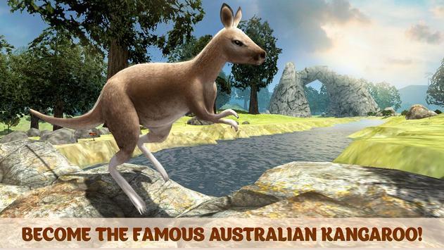 Kangaroo Survival Simulator poster