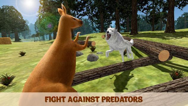 Kangaroo Survival Simulator screenshot 1