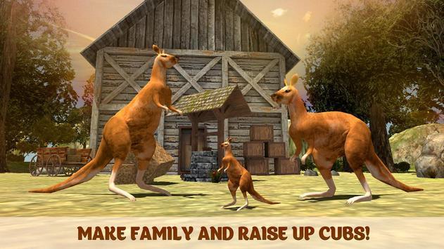 Kangaroo Survival Simulator screenshot 3