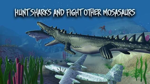 Megalodon vs Dino: Sea Monsters Battle apk screenshot