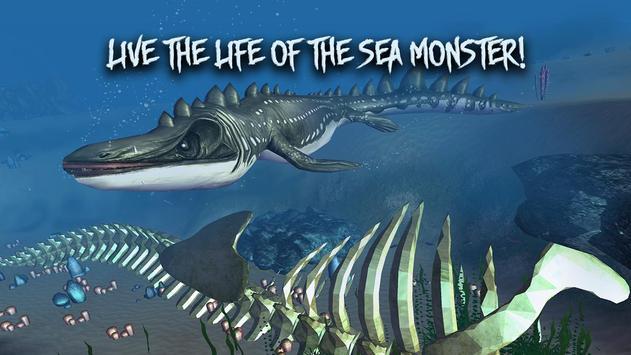 Megalodon vs Dino: Sea Monsters Battle poster