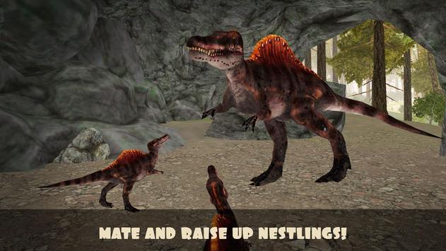 Jurassic Spinosaurus Simulator apk screenshot