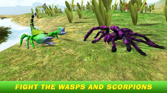 Tarantula Simulator 3D apk screenshot