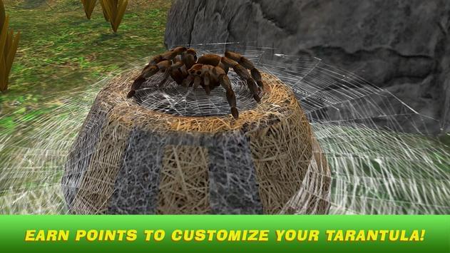 Tarantula Simulator 3D apk screenshot