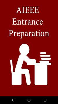 AIEEE Entrance Preparation poster