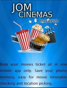 Jom Cinemas Malaysia poster