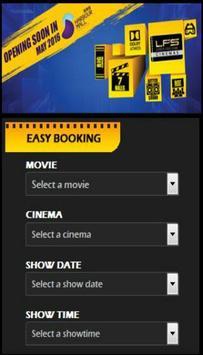 Jom Cinemas Malaysia apk screenshot