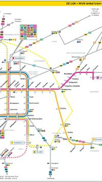 Brussels Tram Map for Android - APK Download