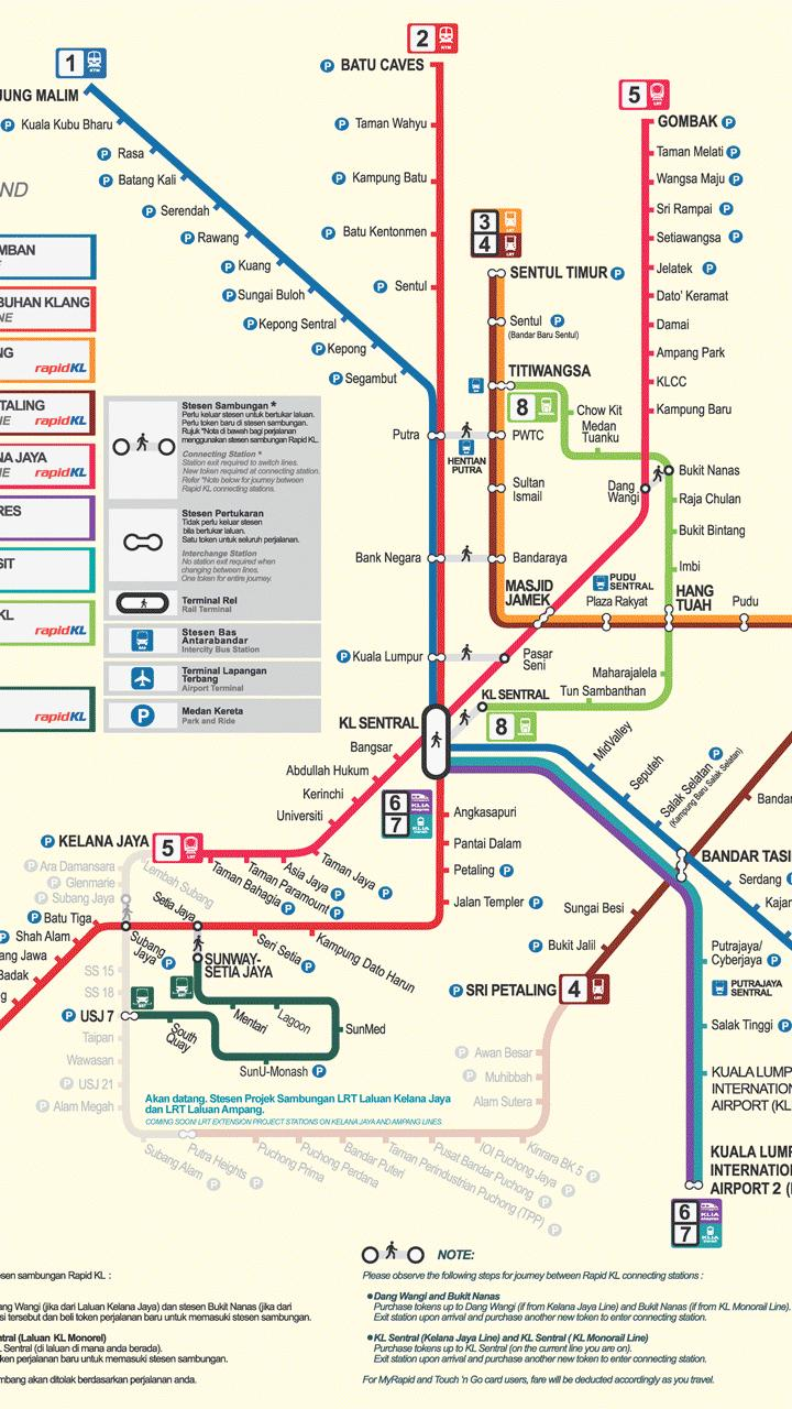 Kuala Lumpur Subway Map.Kuala Lumpur Subway Map For Android Apk Download