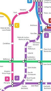 Métro de Lyon screenshot 7