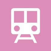 Singapore Metro Map icon