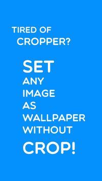 Set image without crop PRO HD apk screenshot