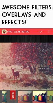 Retro camera -Vintage grunge apk screenshot