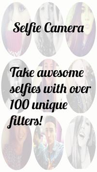 Selfie Cam - Vintage Retro app poster