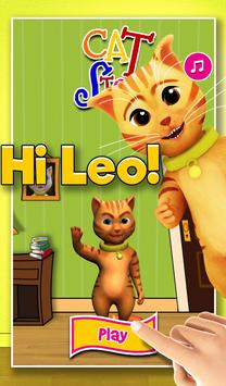 Cat Story With Leo's Fun Toys poster