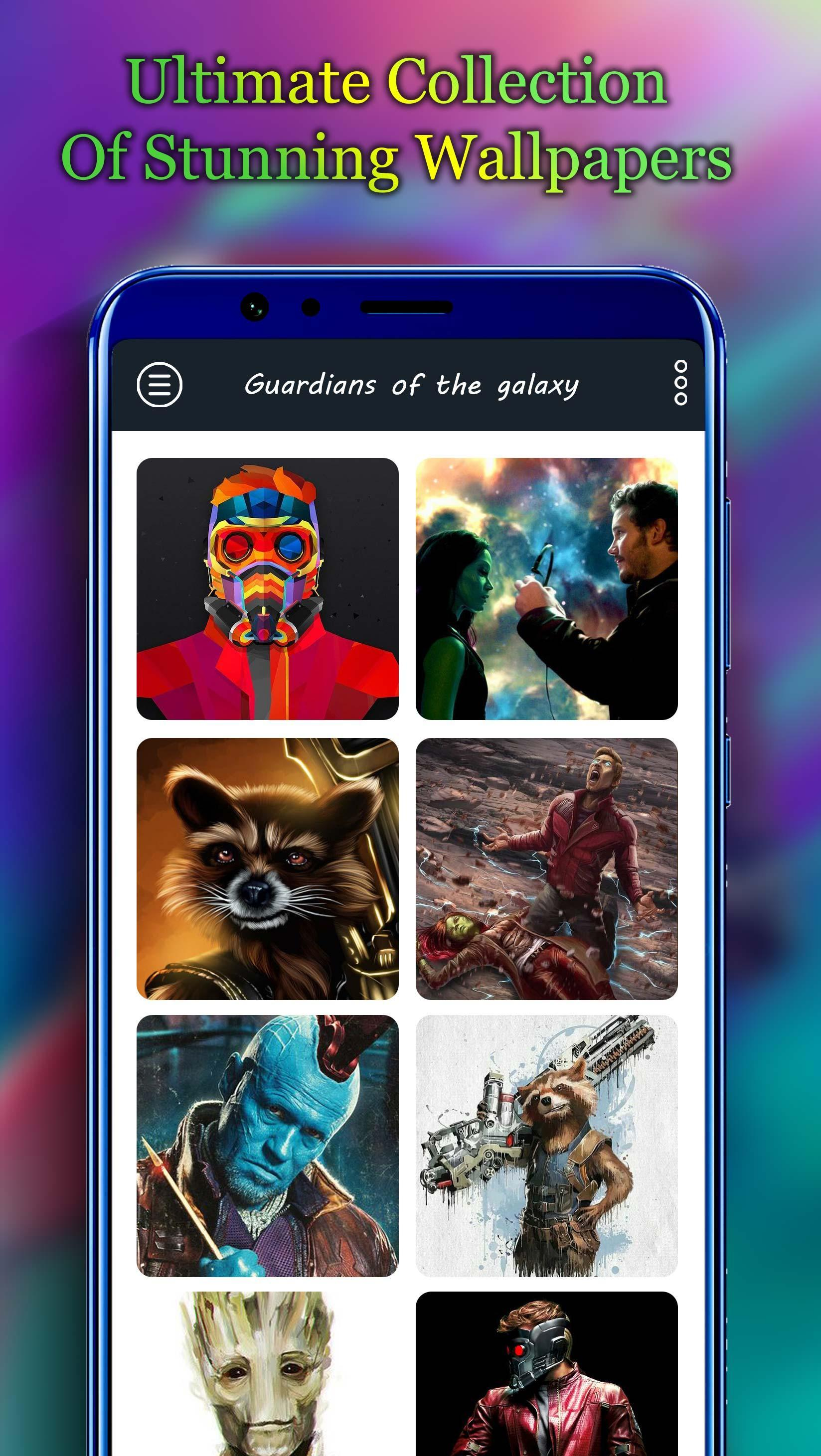 Guardians Of The Galaxy Hd Wallpapers 2018 For Android Apk