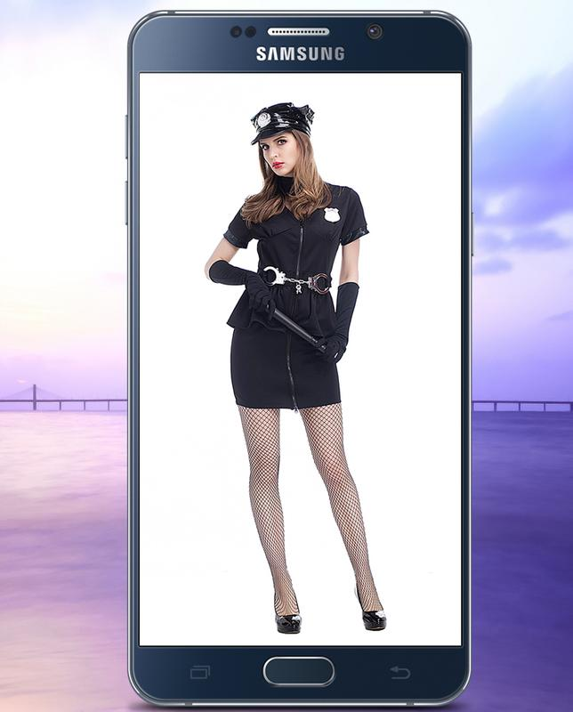 ... Police Women Dancing Live Wallpaper screenshot 2 ...