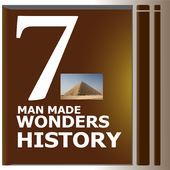 ManMade 7 Wonders History icon