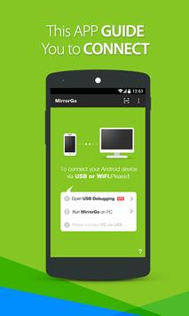 MirrorGo (Stream & Recorder) apk screenshot